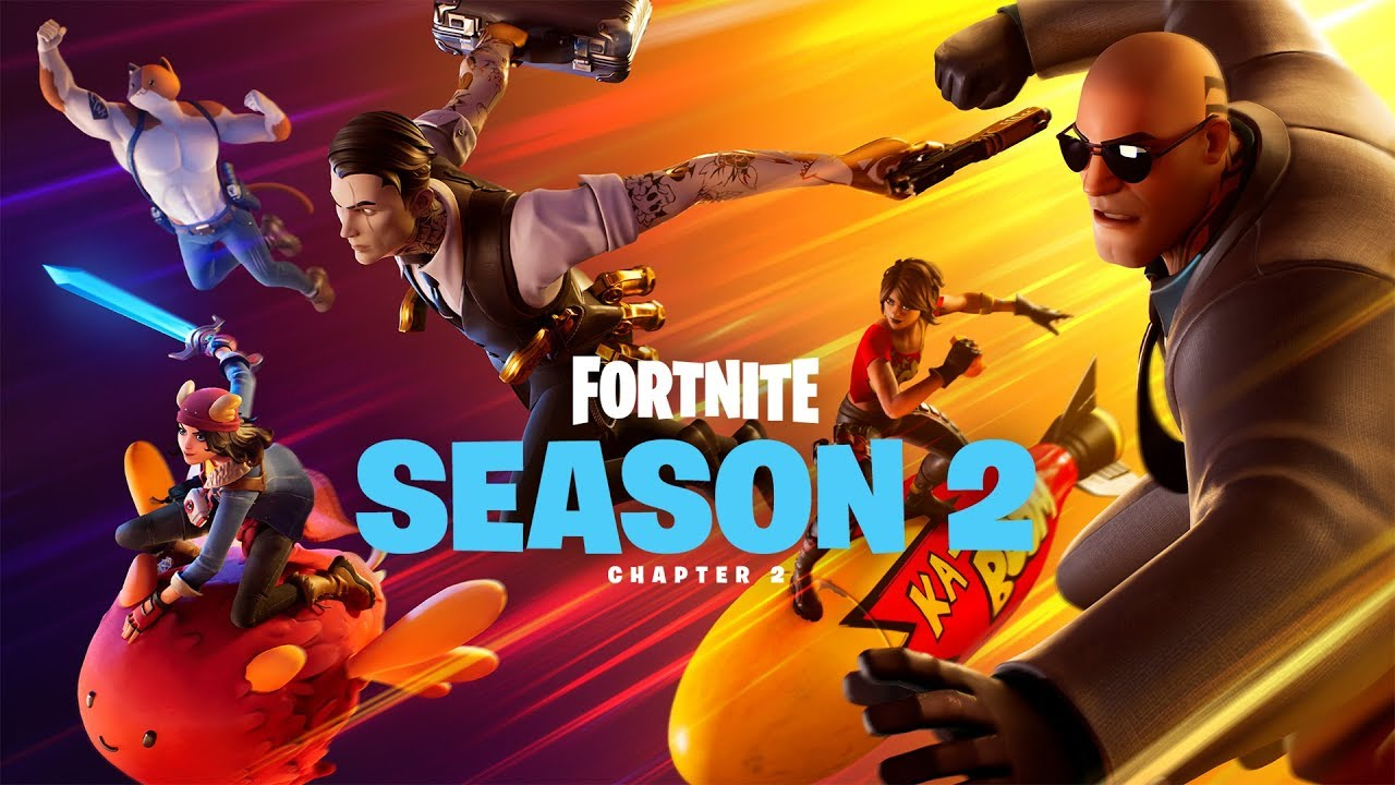 Fortnite Chapter 2 - Season 2 begins, new trailers - Nintendo Everything