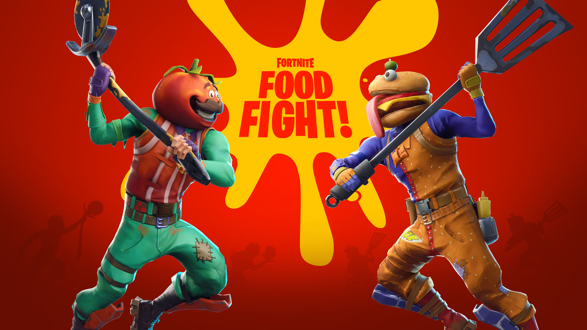 b3cdb3d6063a Fortnite update out now (version 6.30) - Food Fight