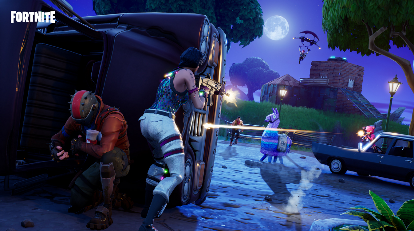 Fortnite Version 6 31 Out Now Nintendo Everything