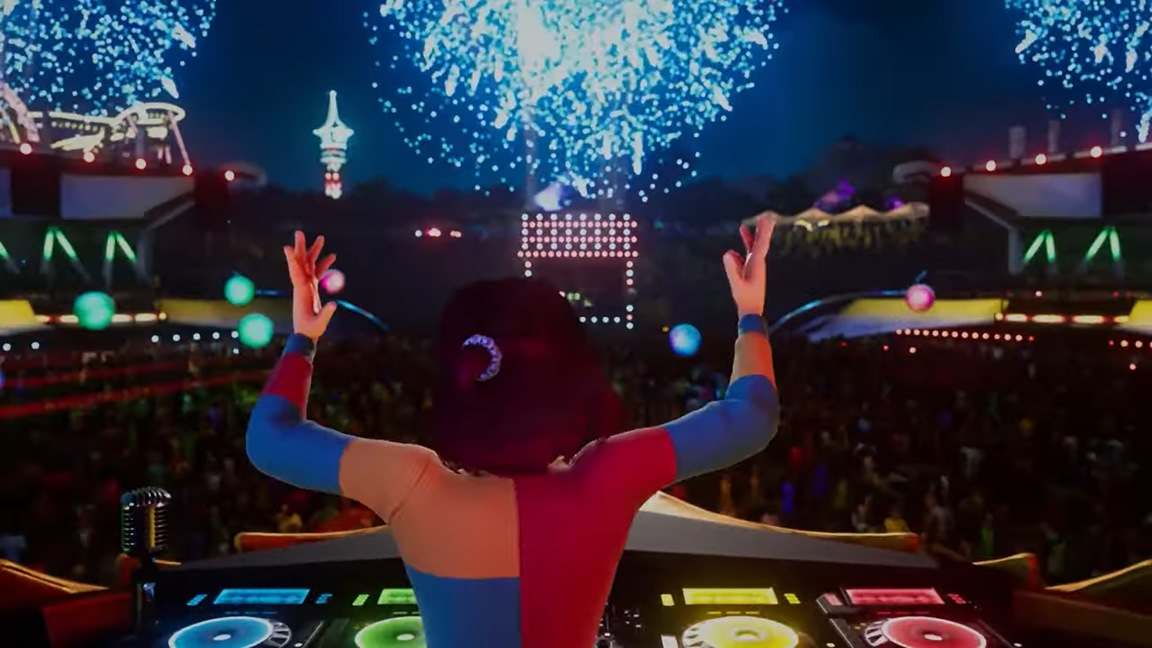 Fuser reveals another 12 songs - Nintendo Everything