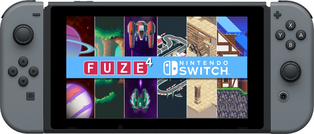 Learn-to-code platform FUZE4 Nintendo Switch launches in April