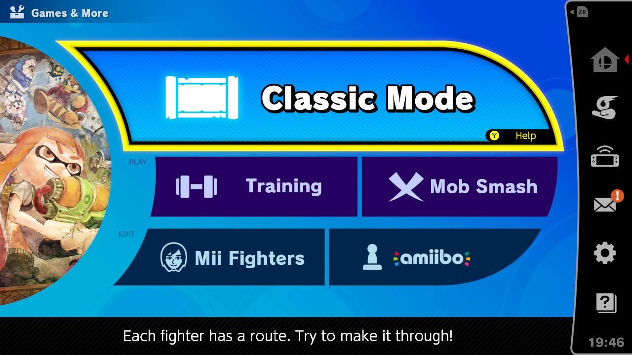 Nintendo seemingly leaks new mode for Smash Bros  Ultimate