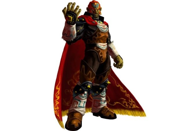 Nintendo Artists On Coming Up With The Design For Ganondorf In Zelda