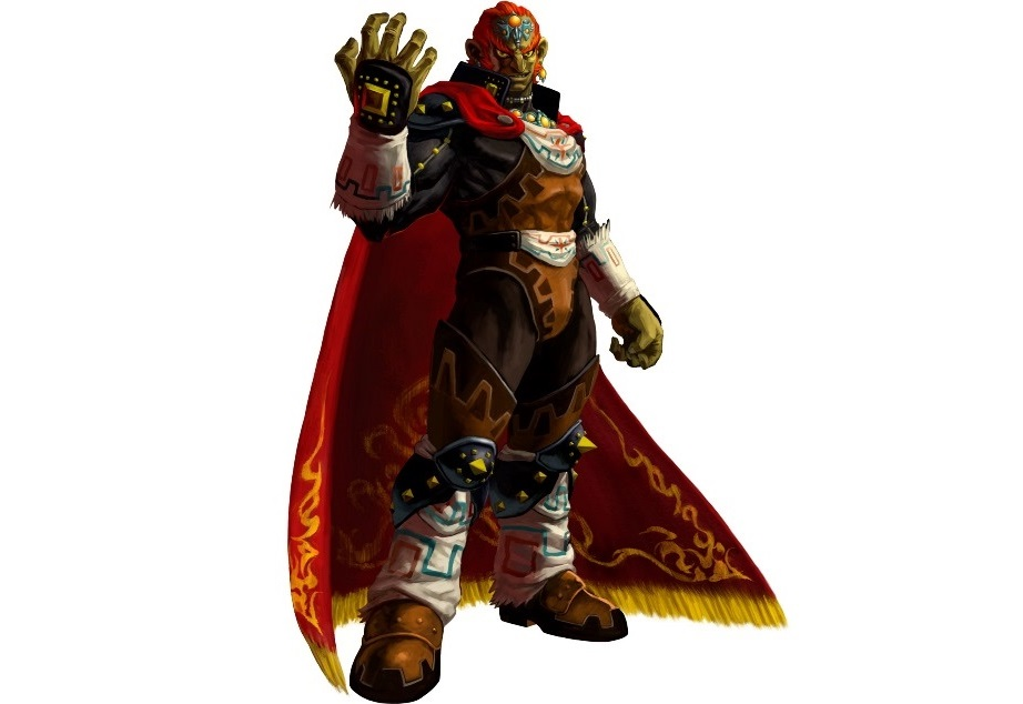 Nintendo Artists On Coming Up With The Design For Ganondorf