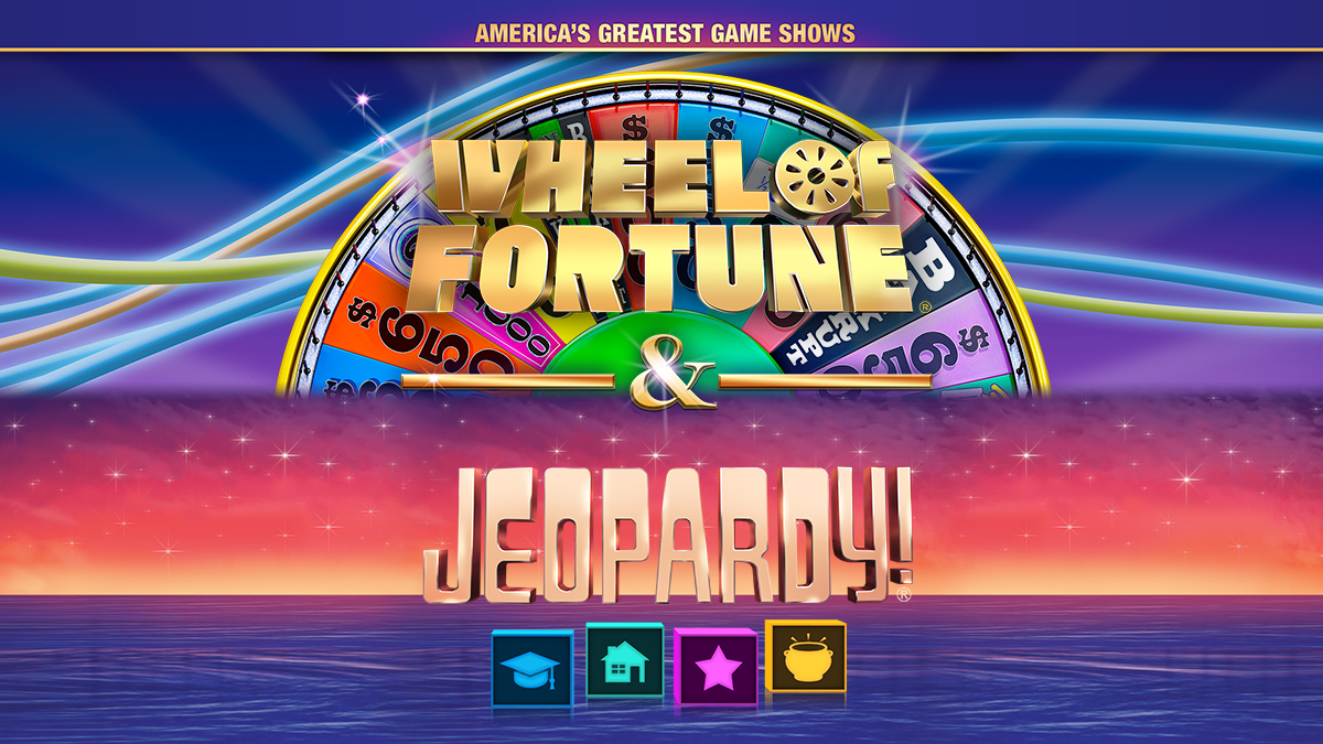 America's Greatest Game Shows: Wheel of Fortune & Jeopardy ...