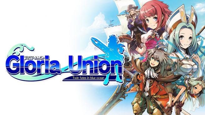 Gloria Union: Twin Fates in Blue Ocean FHD Edition