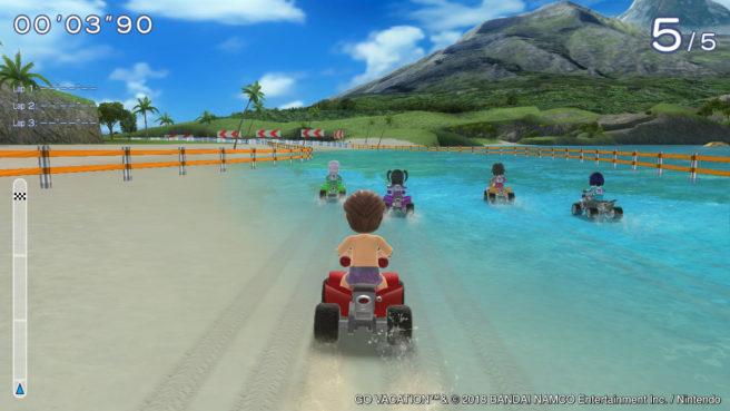 Go Vacation - Nintendo Switch