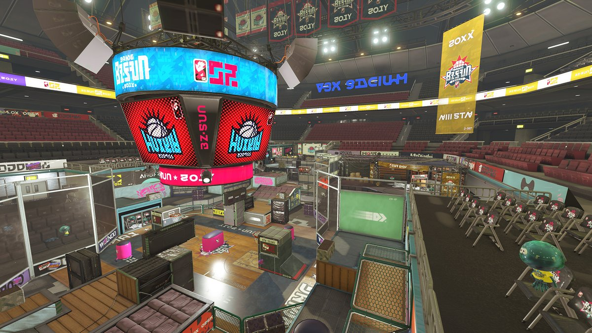 new splatoon 2 stage and weapon revealed nintendo everything