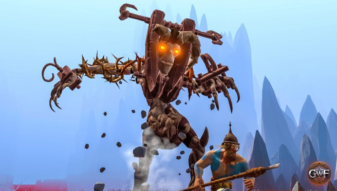 Gods Will Fall - Valley of the Dormant Gods DLC 2