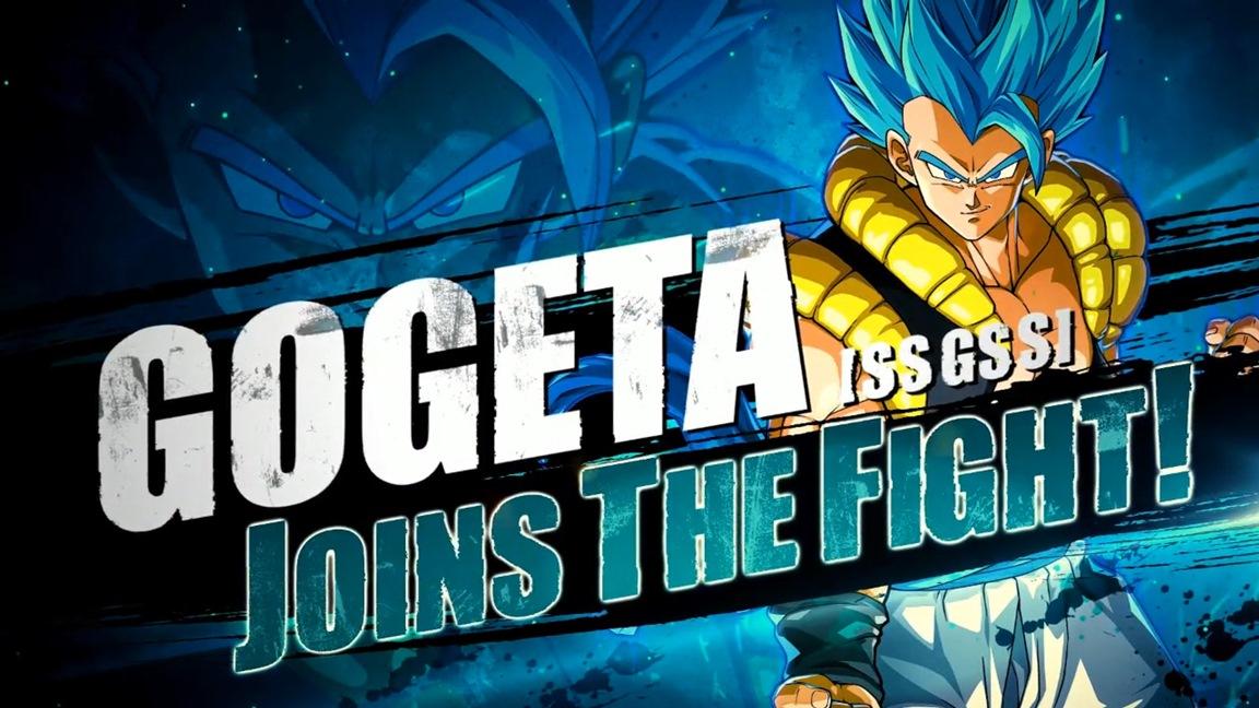 Dragon Ball FighterZ – Gogeta (SSGSS) gameplay moveset showcase