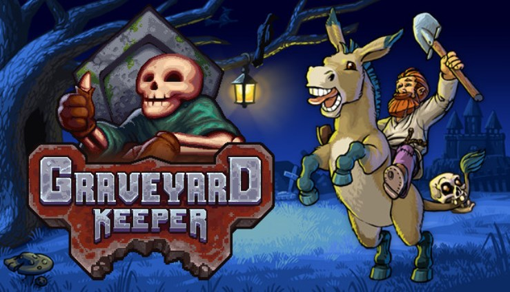 Graveyard Keeper launches for Switch on June 27
