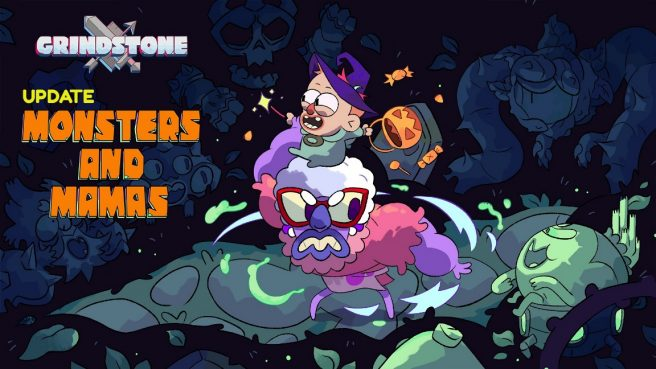 Grindstone Monsters and Mamas update