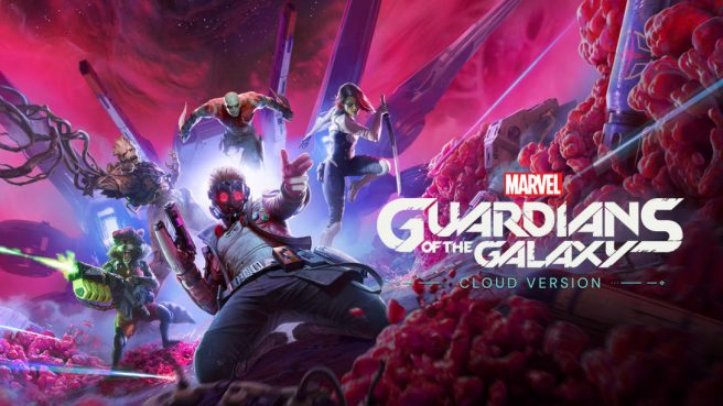 Marvel's Guardians of the Galaxy: Cloud Version