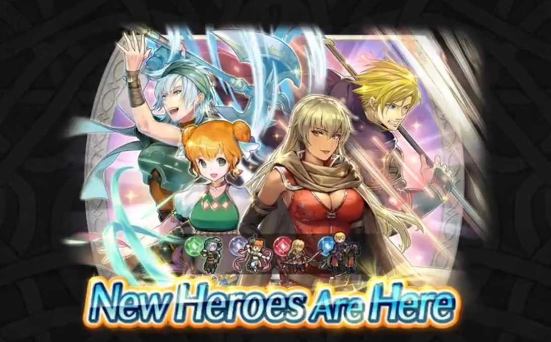 Fire Emblem Heroes – Guardians of Peace summoning event announced