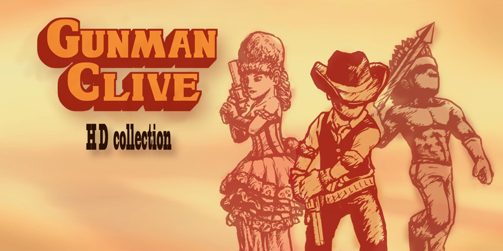 Gunman Clive HD Collection confirmed for Switch