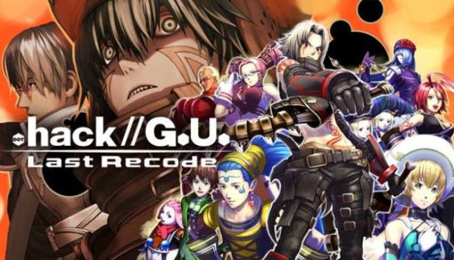 .hack//G.U Last Recode