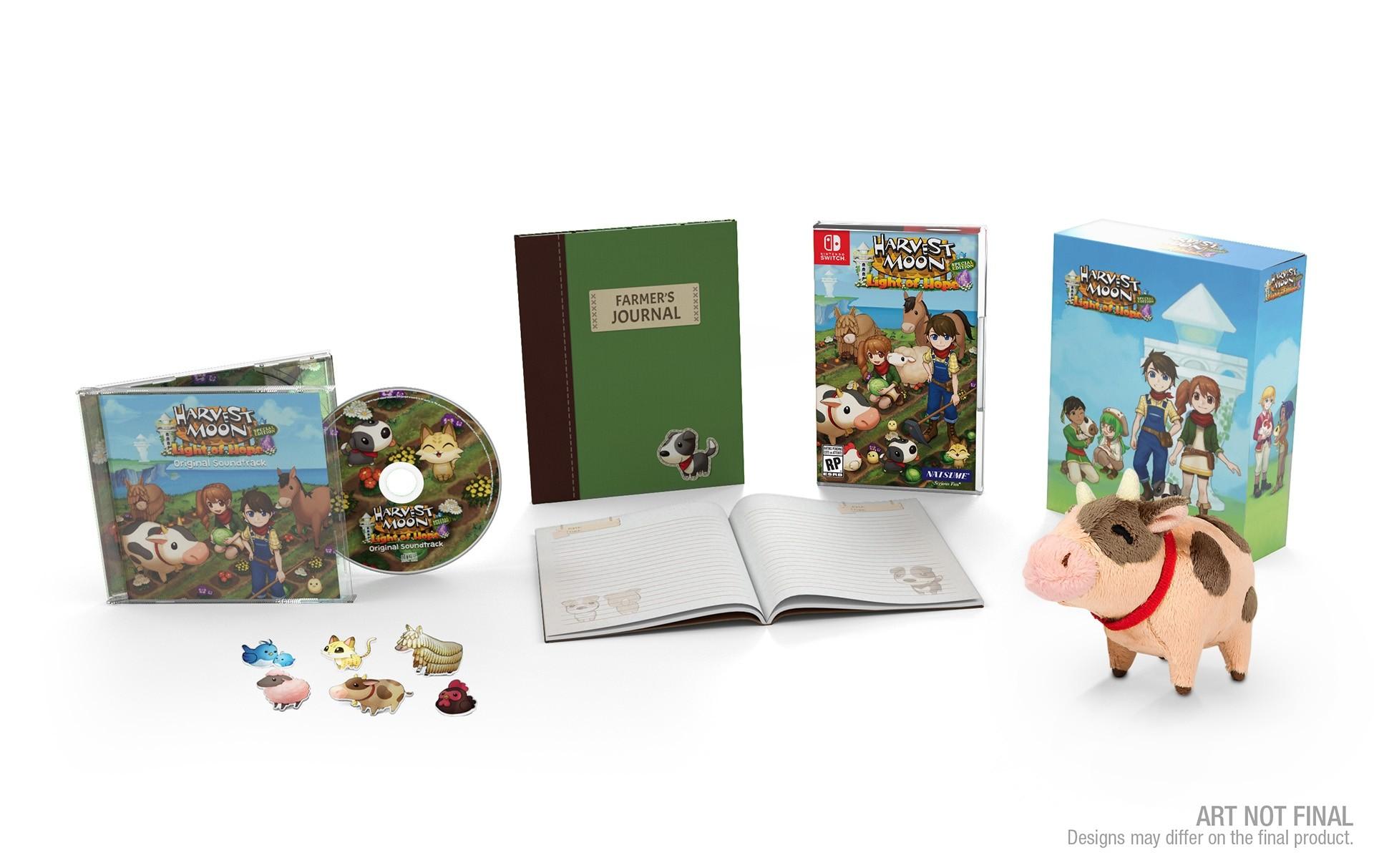 Harvest Moon: Light of Hope Archives - Nintendo Everything