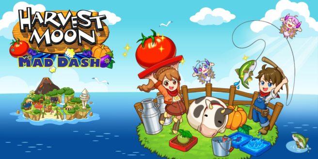Harvest Moon: Mad Dash