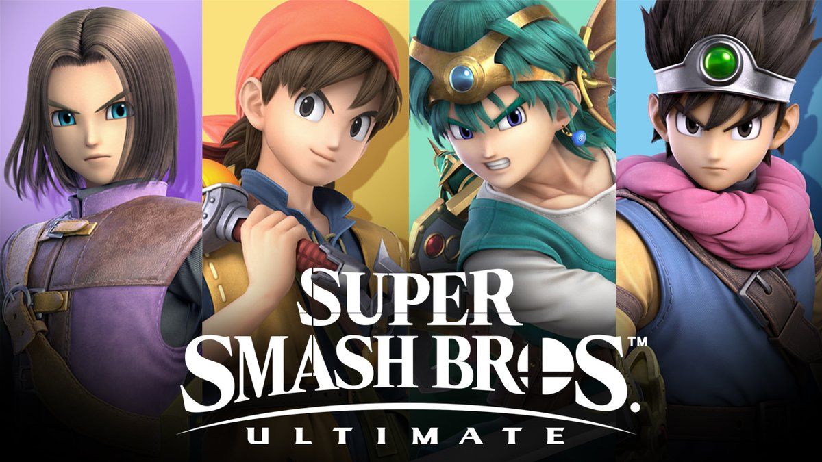 Super Smash Bros  Ultimate update out now (version 4 0 0