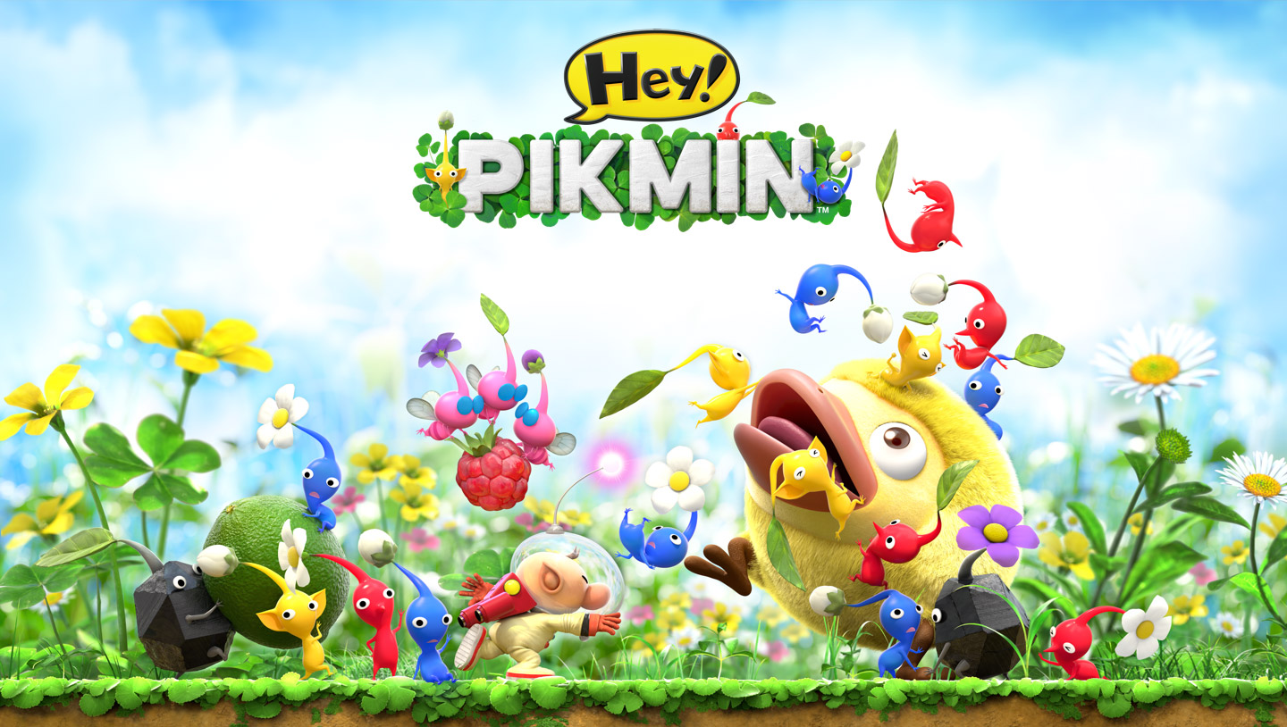 Hey Pikmin Sold Through 45 Of Its Initial Shipment In Japan Nintendo Everything