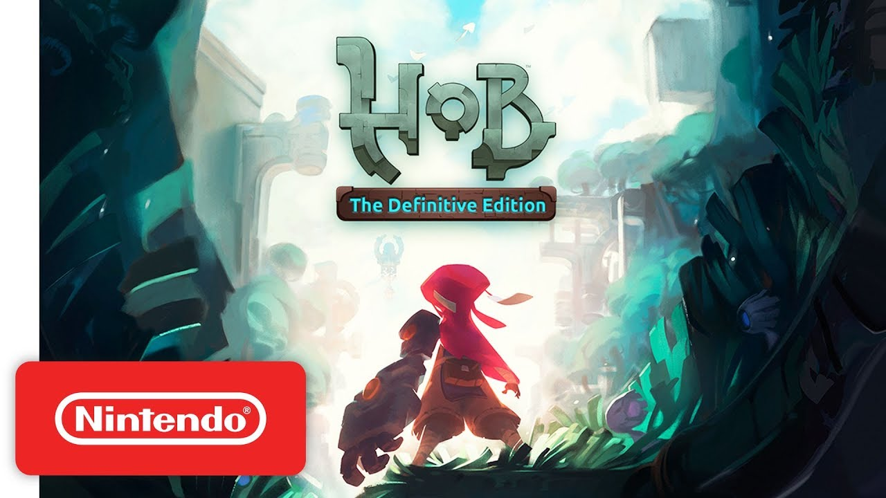 Hob: The Definitive Edition update out now (version 1 1 1