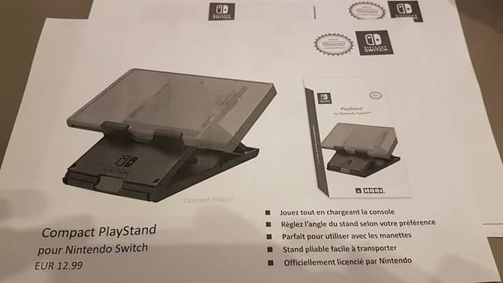 nintendo switch groupe familial