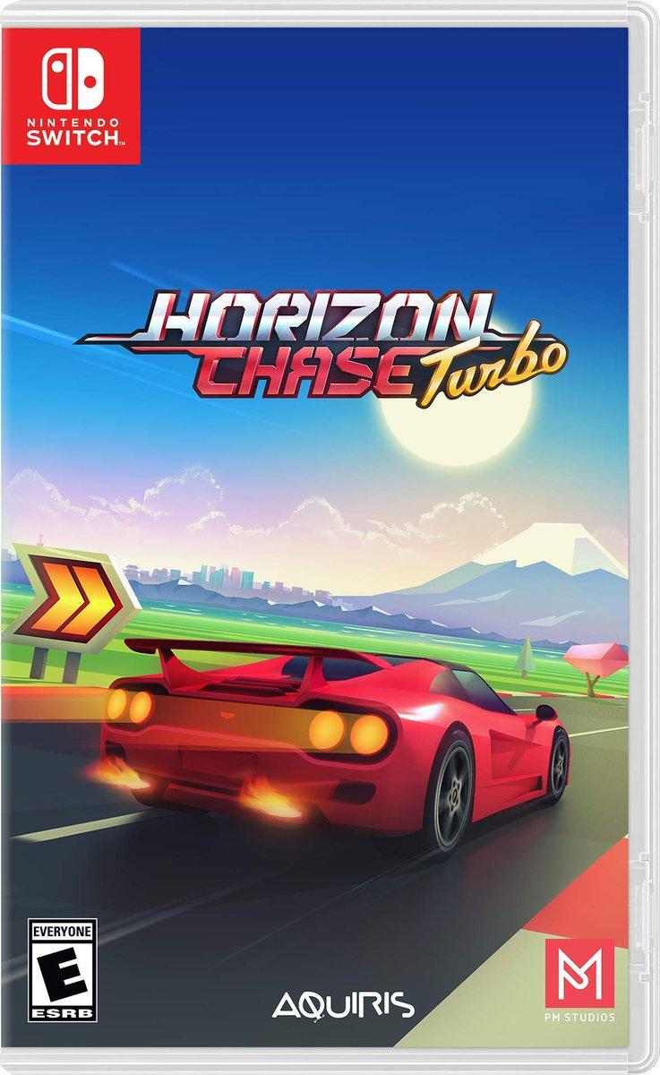 Horizon Chase Turbo Archives - Nintendo Everything