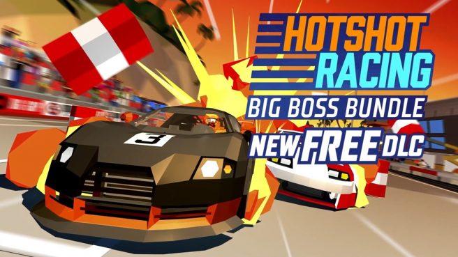 Hotshot Racing - Big Boss Bundle