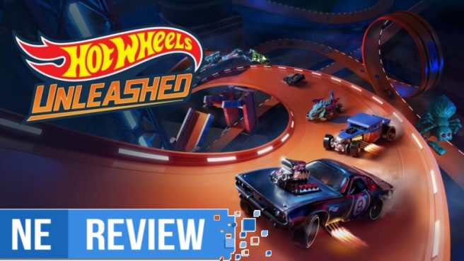 Hot Wheels Unleashed Switch review