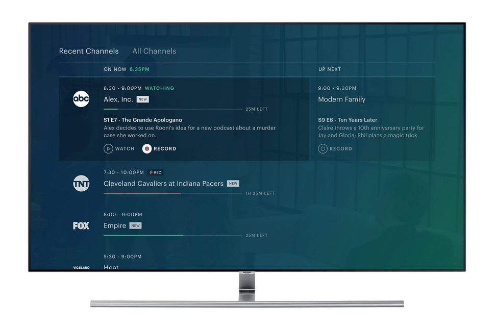 Hulu app on Switch adds live TV guide - Nintendo Everything