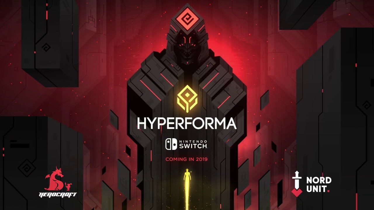 Hyperforma heading to Switch on September 5