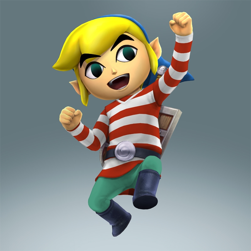 Hyrule Warriors Legends - Master Wind Waker Pack screenshots