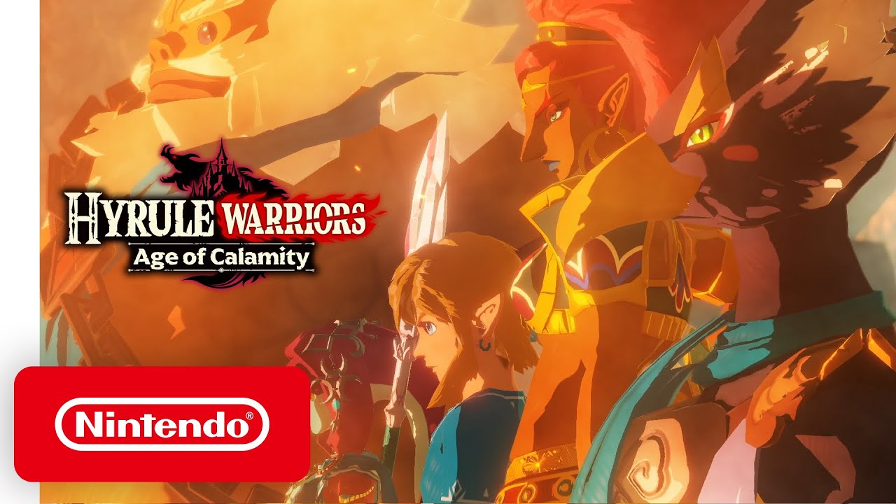 Hyrule Warriors Age Of Calamity Datamine May Reveal Full Base Roster Nintendo Everything