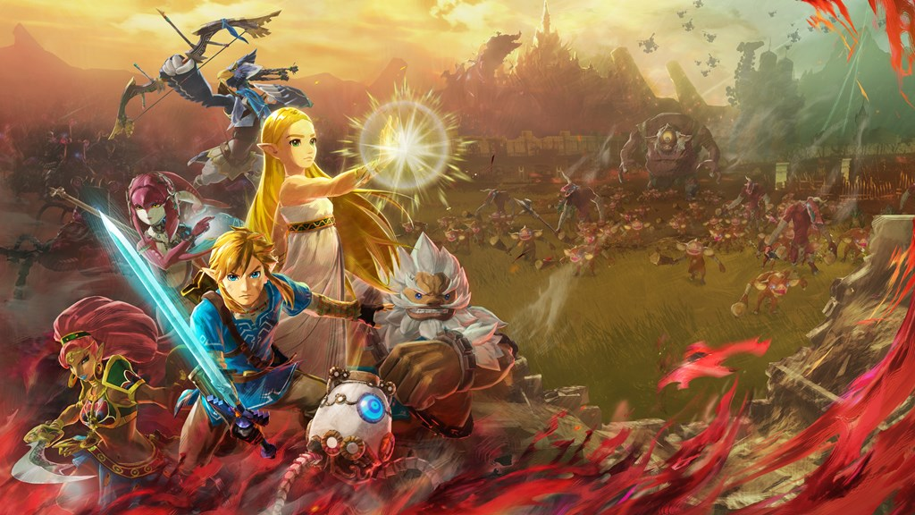 Hyrule Warriors Age Of Calamity Voice Clips Datamine May Hint At Dlc Characters Nintendo Everything