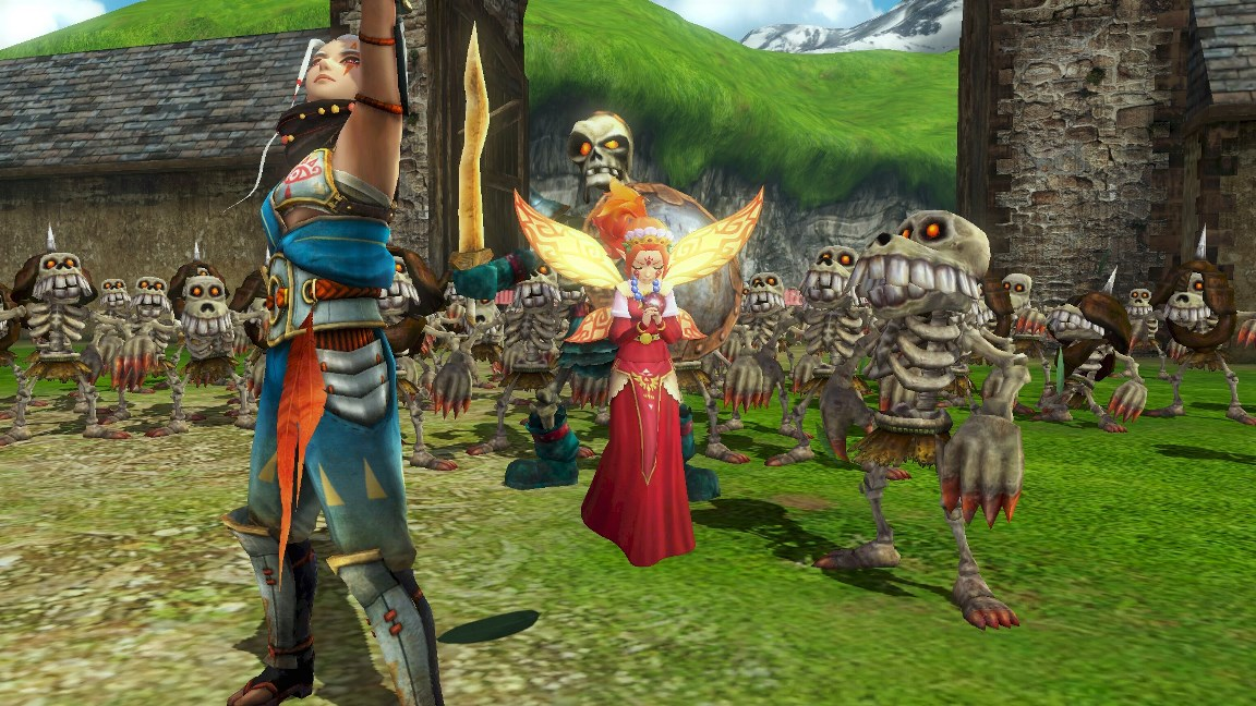 Hyrule Warriors Definitive Edition Screenshots Nintendo Everything