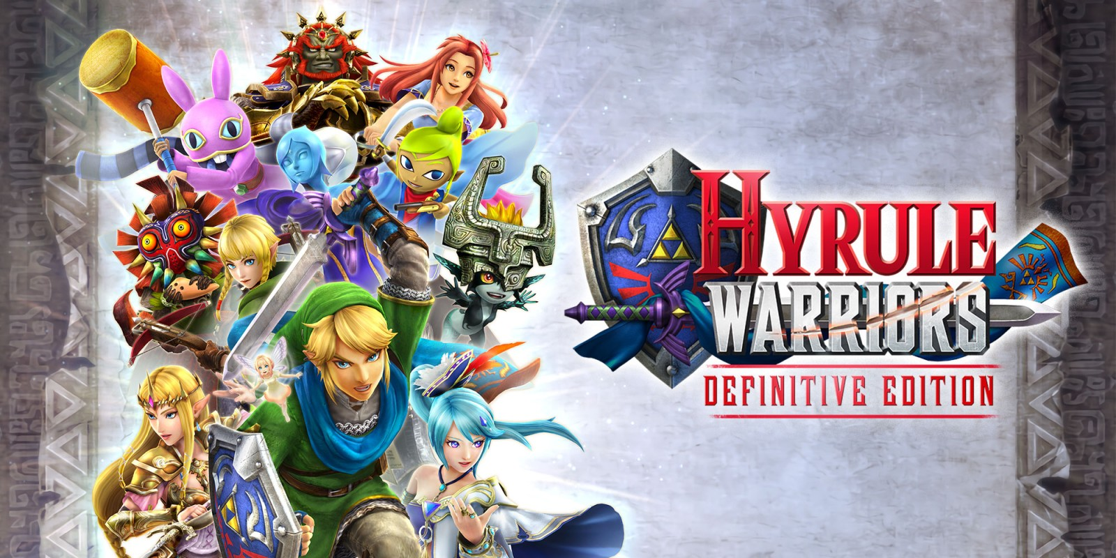 Hyrule Warriors Definitive Edition Tech Analysis And Wii U New 3ds Comparison Nintendo Everything