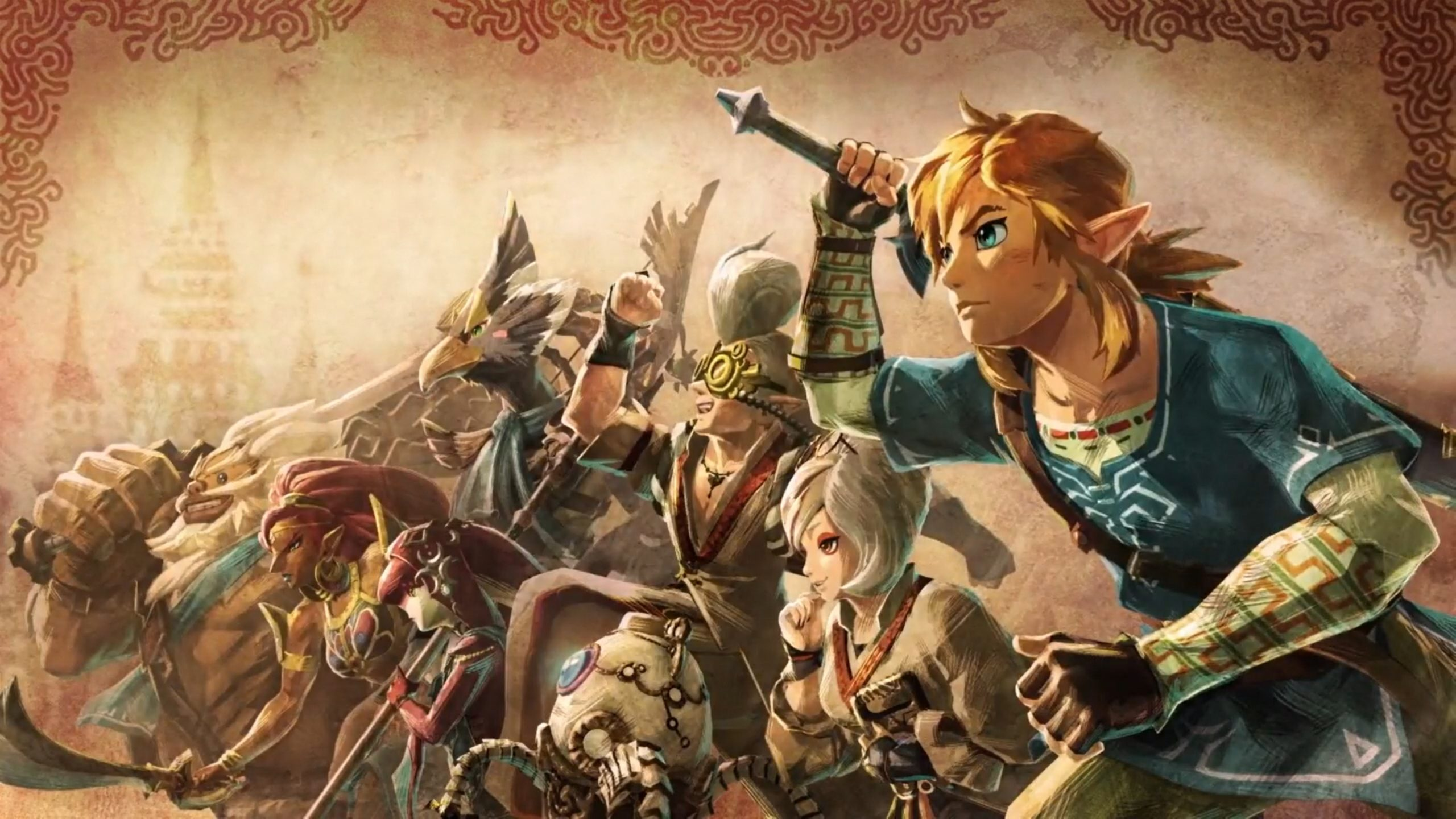 Hyrule Warriors Age Of Calamity Dlc Confirmed Nintendo Everything