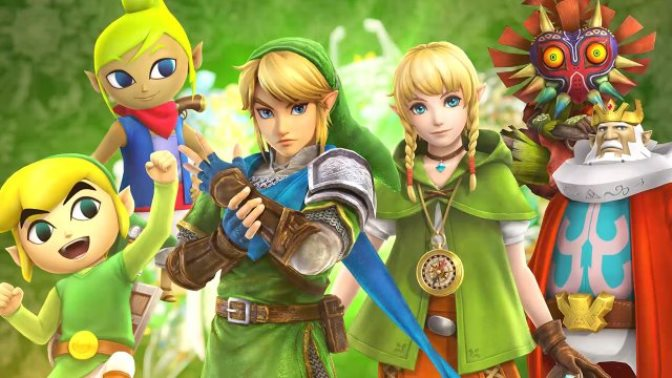 Hyrule Warriors Definitive Edition Revealed For Switch Nintendo Everything