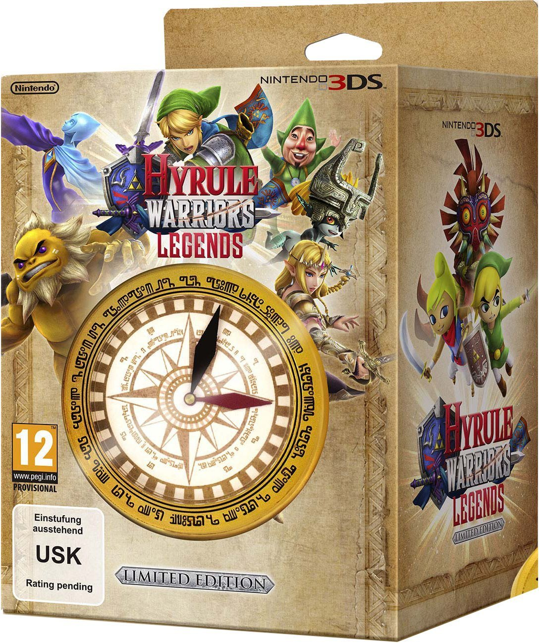 Warriors Into The Wild Christian Review: Hyrule Warriors Legends Limited Edition Pre-orders Live On
