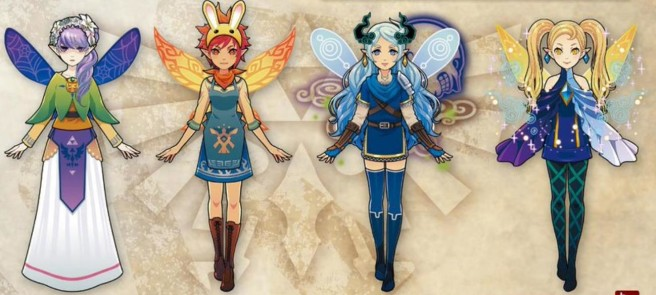 hyrule warriors definitive edition fairy list