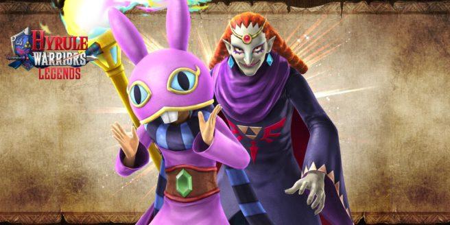 Hyrule Warriors Legends Producer On The Final Batch Of Dlc Nintendo Everything
