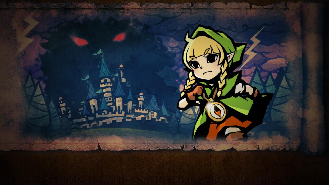 Linkle S Story In Hyrule Warriors Legends Detailed Nintendo Everything