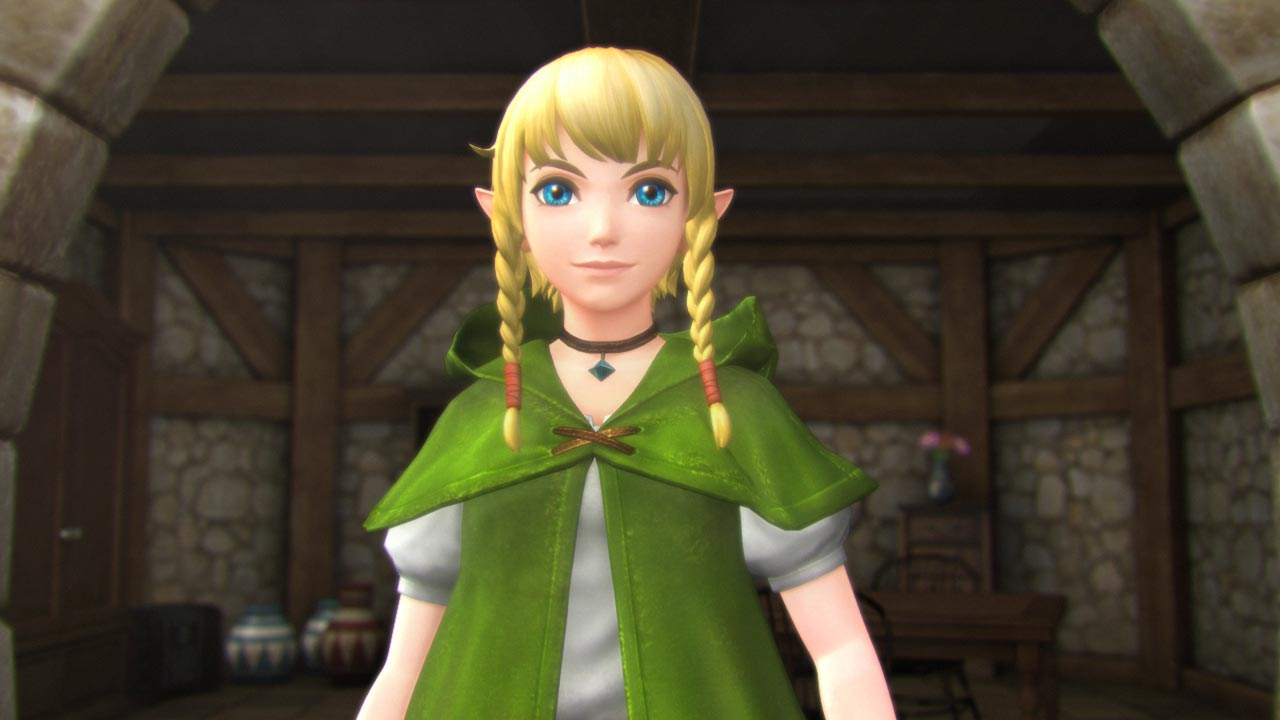 New Hyrule Warriors Legends Footage Linkle My Fairy Great Sea Adventure Mode Map Nintendo Everything