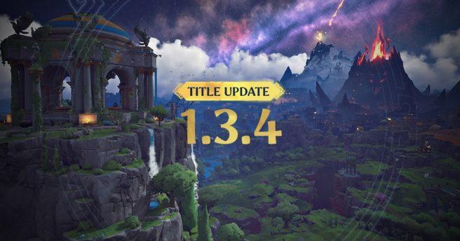Immortals Fenyx Rising 1.3.4 patch