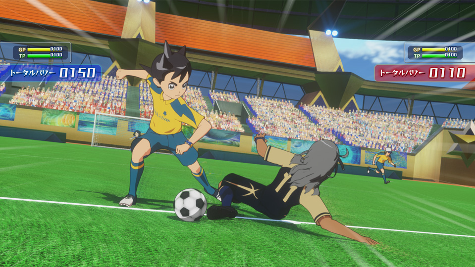 Inazuma Eleven Ares Coming West In 2019 Nintendo Everything