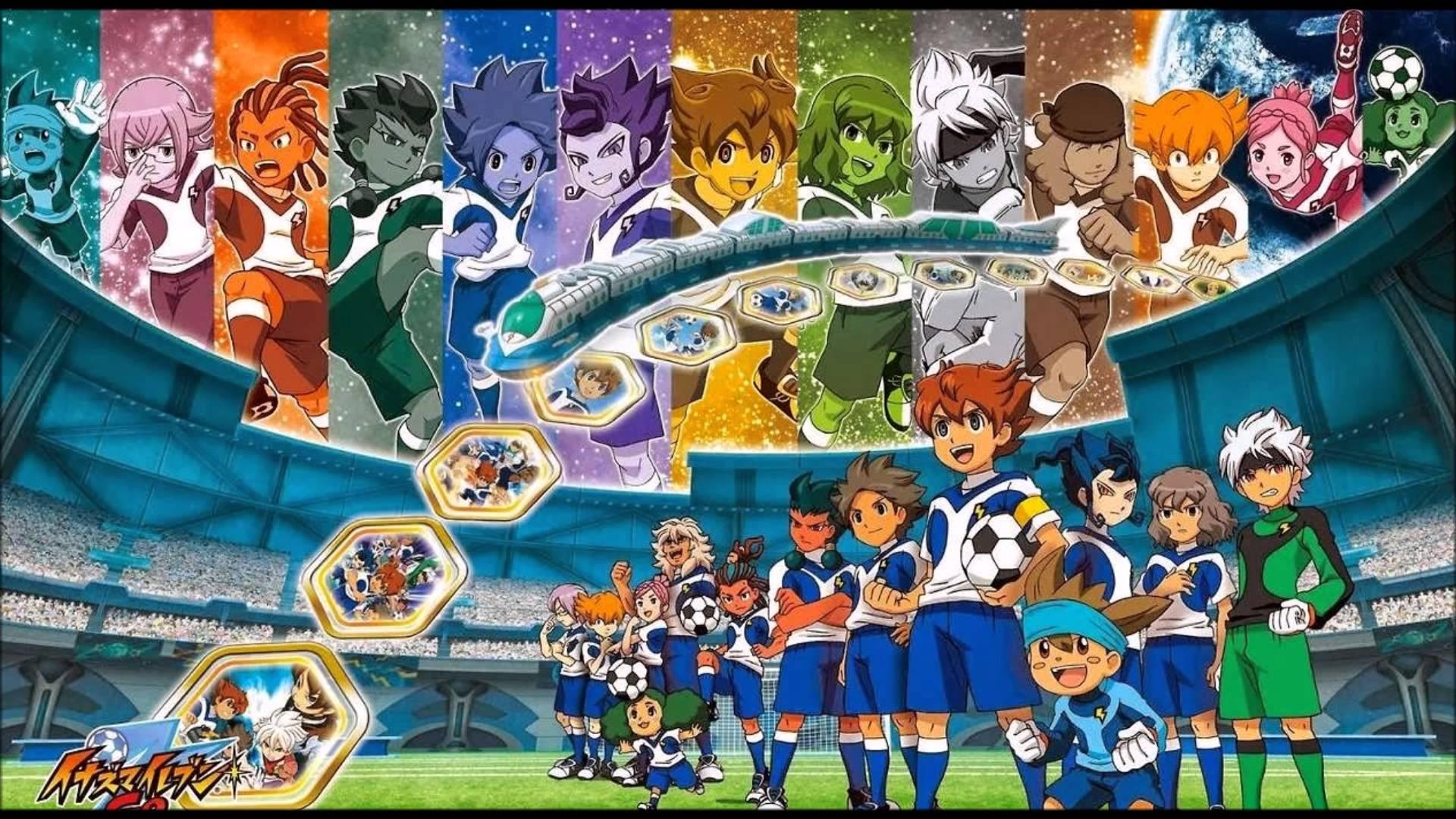 download game inazuma eleven go strikers 2013 wii jpn