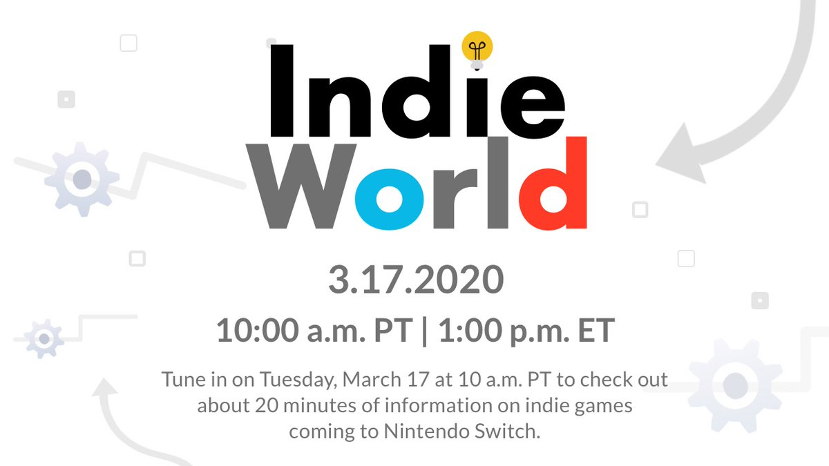 Indie World 3.17.2020