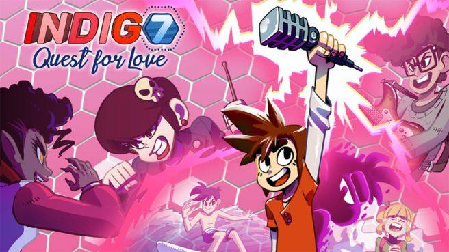 Indigo 7: Quest For Love