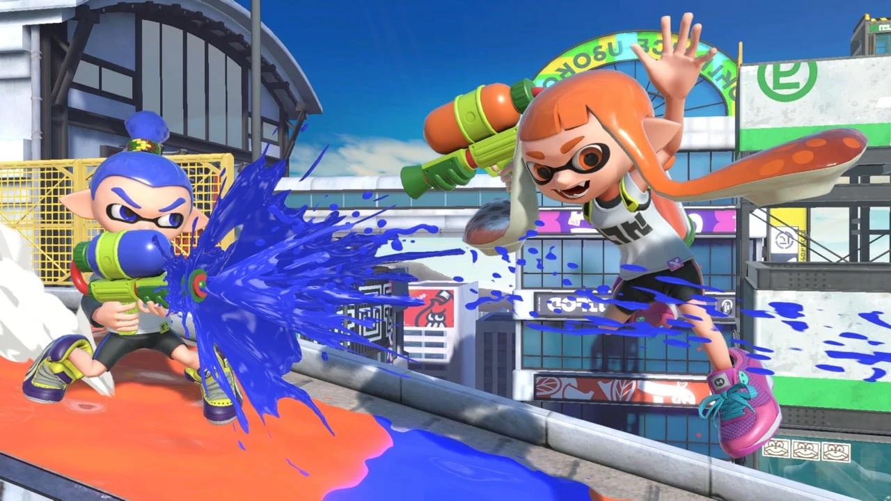 Nintendo shares Seaskape music from Super Smash Bros. Ultimate (Splatoon)