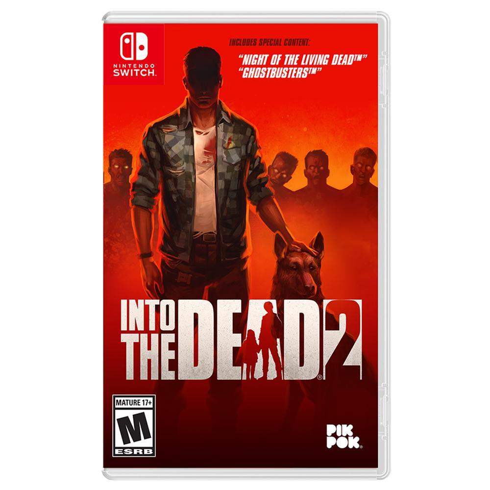 Into the Dead 2 boxart, pre-orders open